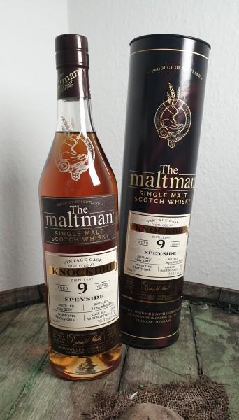 The Maltman Knockdhu 9 y.o.