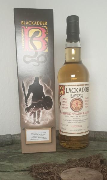 Caol Ila 8 y.o. Blackadder Raw Cask