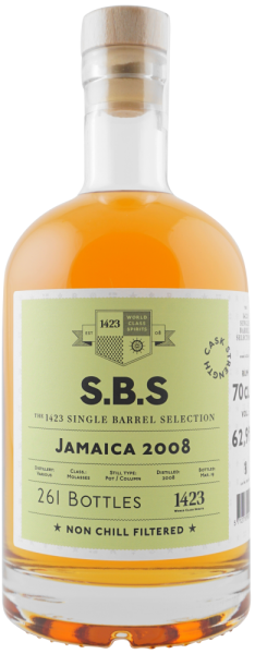 1423 S.B.S Jamaica 2008