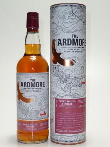 Ardmore 12 y.o. Port Wood Finish