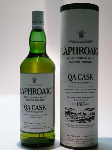 Laphroaig QA Cask 1 Liter