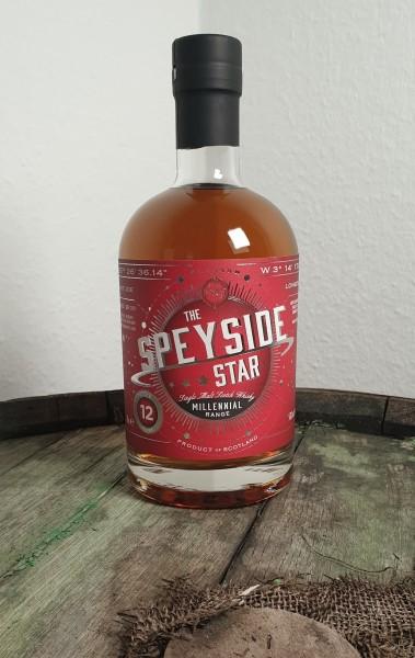 North Star Spirits Speyside Star 12 y.o.