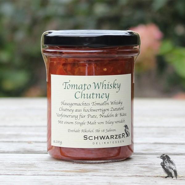 Tomato Whisky Chutney