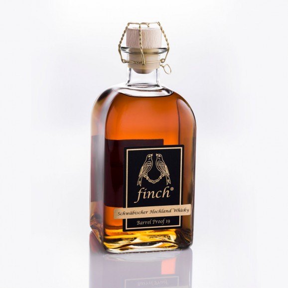 "Finch Whisky ""Barrel Proof"""