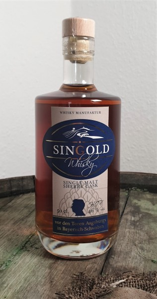 "Sin Gold ""Single Malt Sherry Cask"""