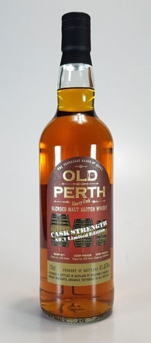 Old Perth Sherry Blended Malt CASK STRENGTH