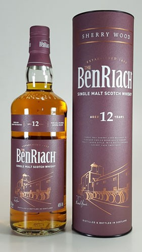 BenRiach 12 y.o. Sherry