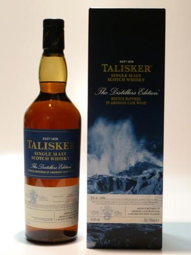 Talisker Distillers Edition 2006-2016