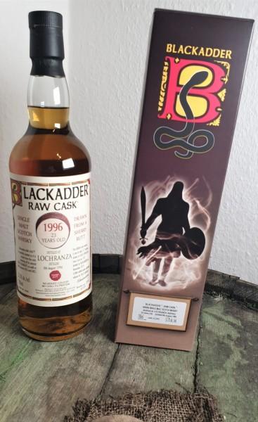 Lochranza (Arran) 23 y.o. Blackadder Raw Cask