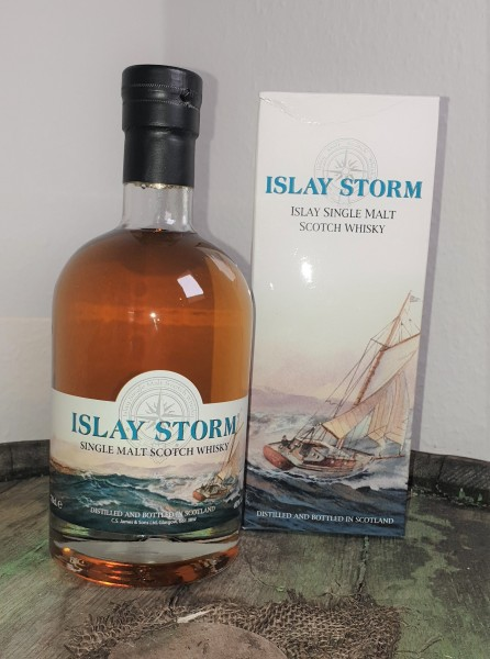 Islay Storm Single Malt