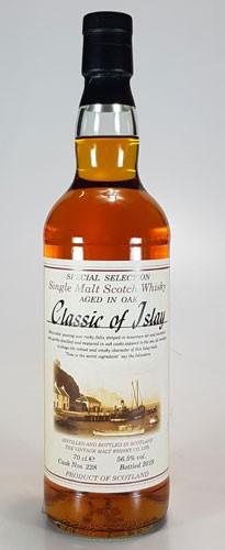 Classic of Islay Jack Wieber's Cask 222