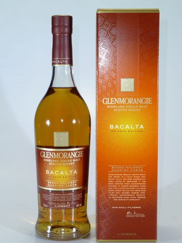 "Glenmorangie ""Bacalta"" 8th Private Edition"