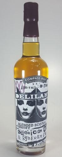 Delilah's XXV Compass Box